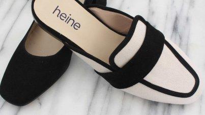 Schuhe von heine