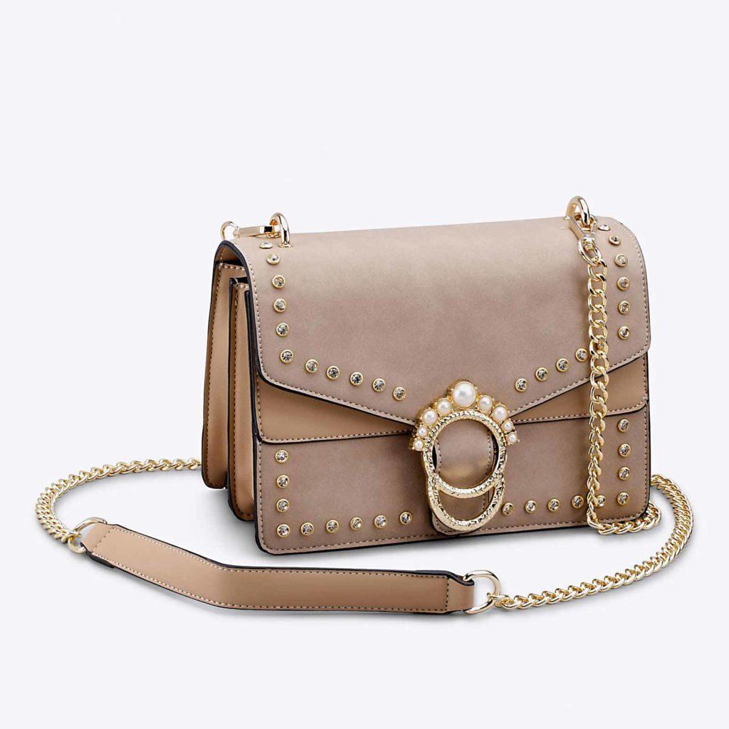 Kettenhenkel Tasche