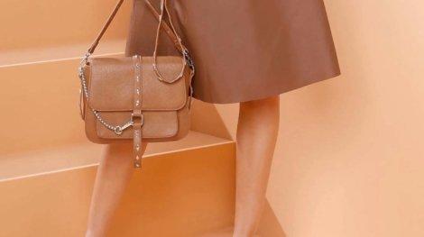 Neuer Trend: Tasche in Cognac