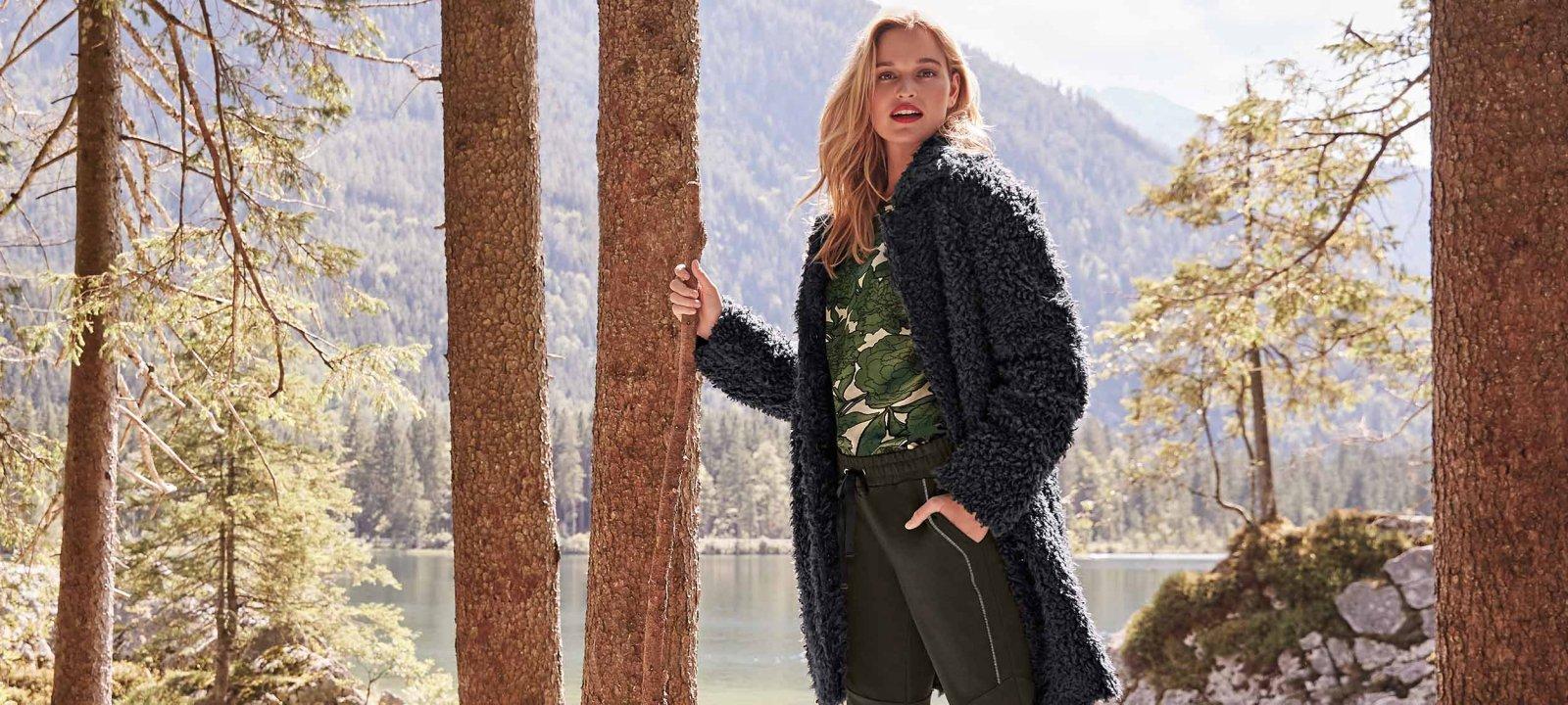 Die neuesten Jacken und Mäntel