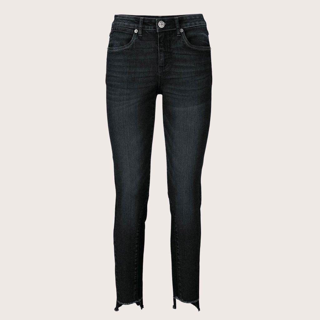 Schwarzes Jeans