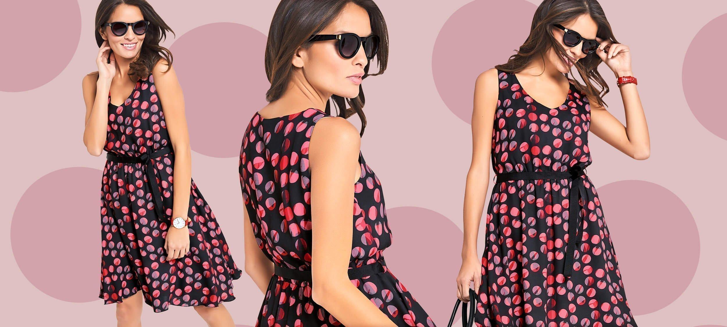 Frühlingserwachen in neuen Kleidern - die Kleidertrends 16 sind