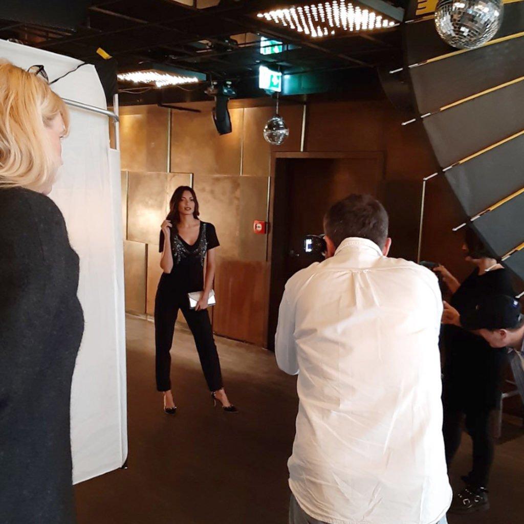 Shooting im Gaga-Club
