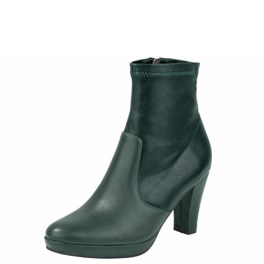 Stiefel in Grün