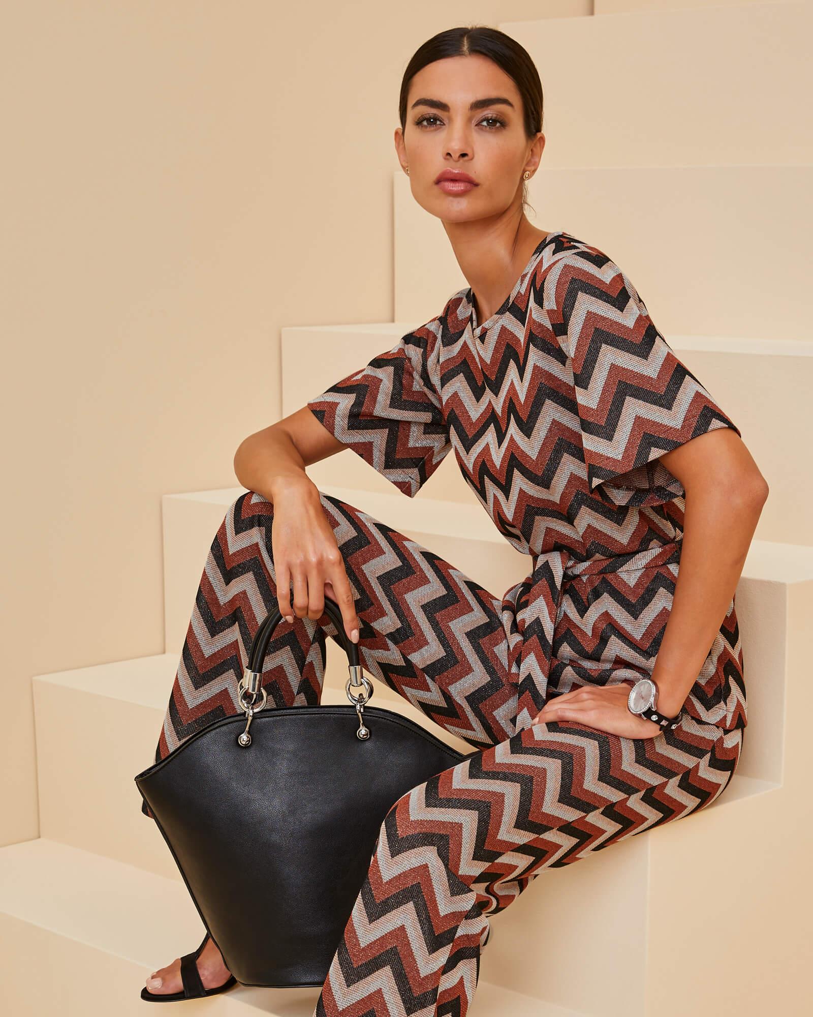 Muster Shirt + Hose